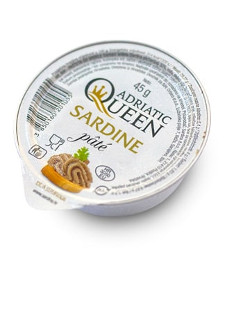Sardine pâté (45g)